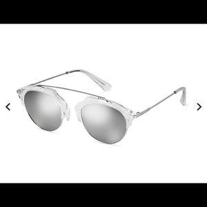 MVMT NightOwl Mirrored Sunglasses
